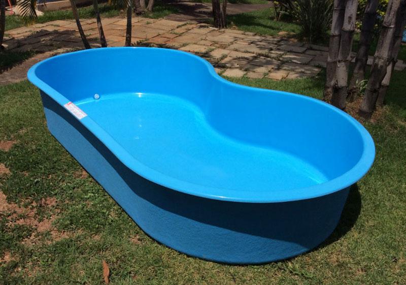 Vale a pena compra piscina de fibra usado